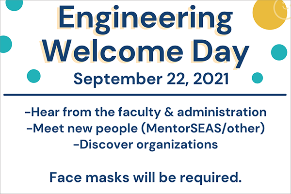 Engineering Welcome Day