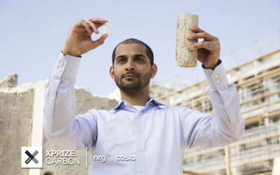 Team led by UCLA professor wins $7.5 million NRG COSIA Carbon XPRIZE