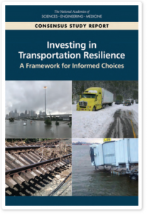 Investing in Transportation Resilience