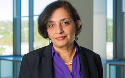 2021-22 Welcome Message from Dean Jayathi Murthy