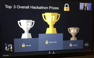 Students Share Tips on Moving Annual Hackathon Online