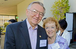 Larry and Carol Tannas