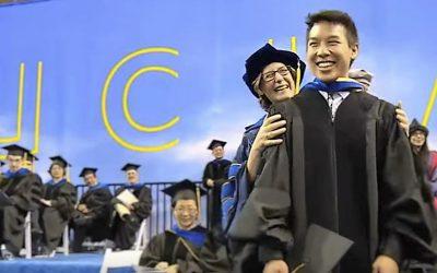 """Good Morning America"" Honors UCLA Engineering Grad for Community Leadership"