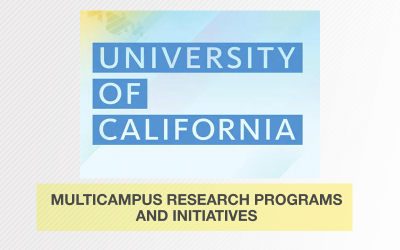 UCLA Wins 2021 UC Multicampus Research Programs and Initiatives Competition