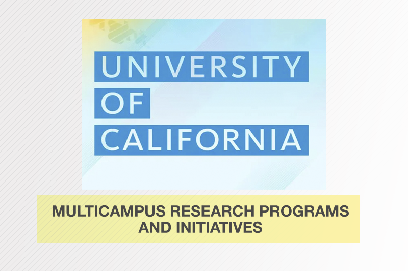 UC Multicampus Research Program and Initiatives