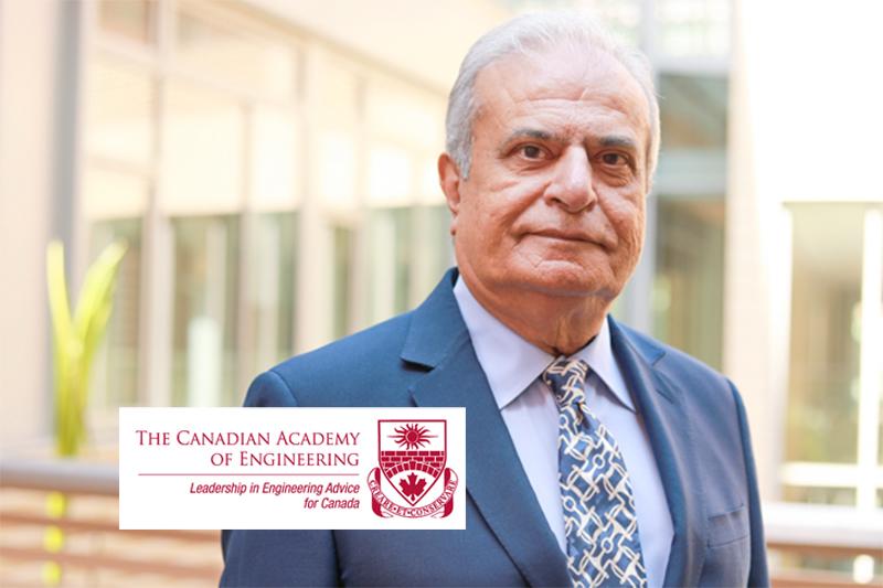 Canadian Academy of Engineering Elects Asad Madni International Fellow