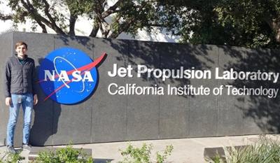 Mark Nasielski at JPL
