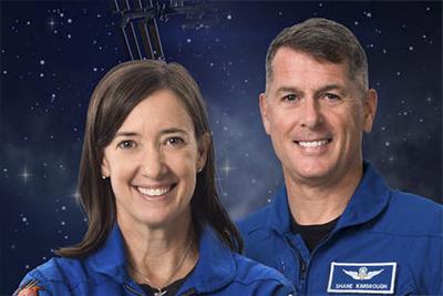 UCLA Samueli In-Flight Conversation with SpaceX Crew 2