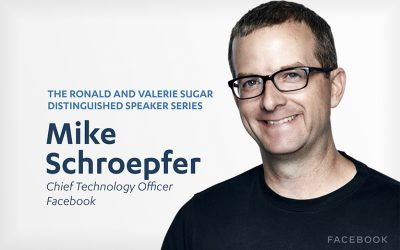 UCLA Engineering Speaker Series Features Facebook Chief Technology Officer