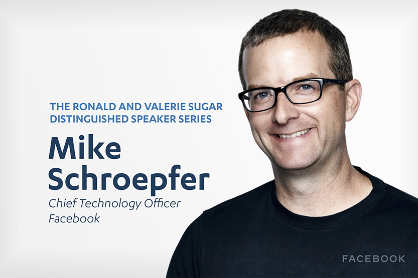 Mike Schroepfer, Facebook