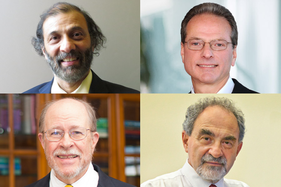 Four faculty members elected to the National Academy of Inventors