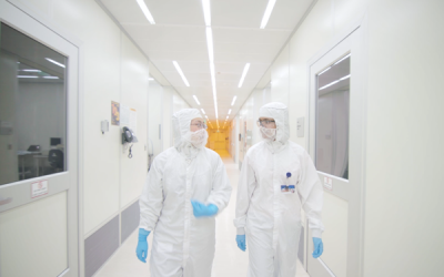 Cleanroom Facilities to Be Upgraded with Advanced Nanofabrication Equipment