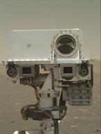 a rover self-portrait