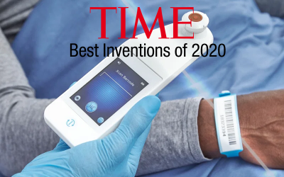 Time Magazine Names UCLA-Developed Hospital Scanner One of 2020 Top Inventions