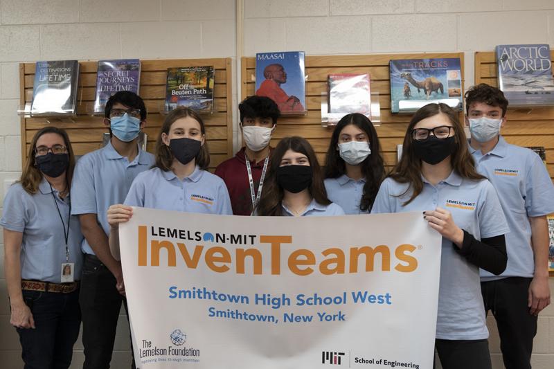Smithtown High School West InvenTeam