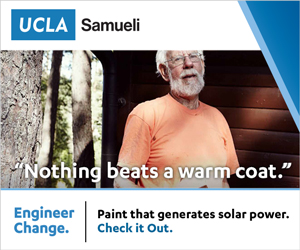 Paint that generates solar power