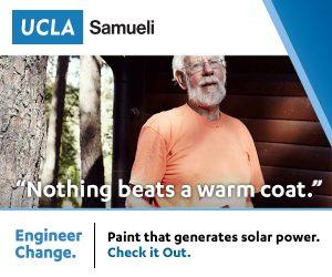 Paint that generates solar power