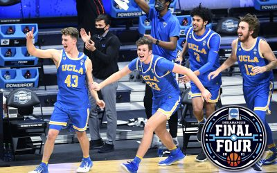 UCLA Men's Basketball Player and Engineering Student Wins Elite 90 Award