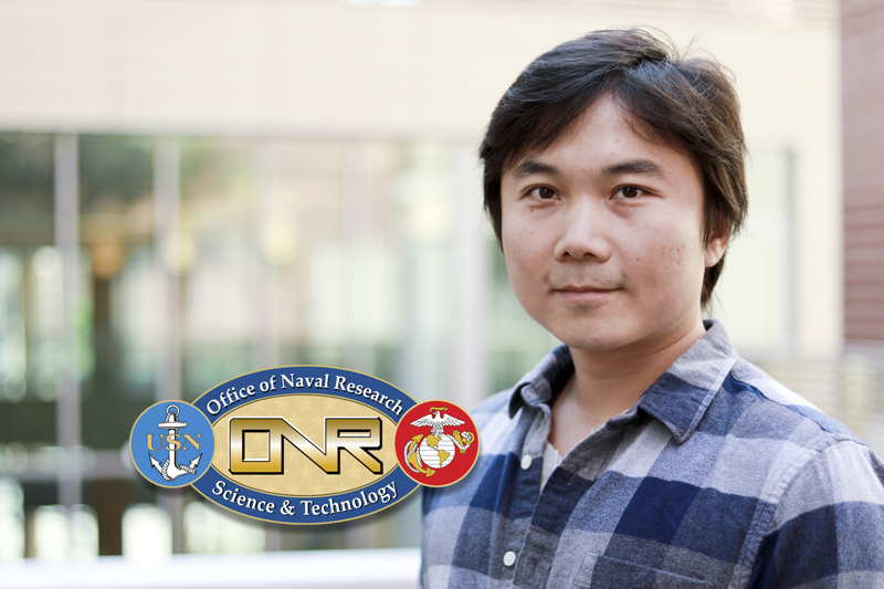 Xiang Chen Receives Office of Naval Research Young Investigator Award for AI Research