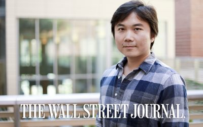 UCLA Engineering Professor Featured in Wall Street Journal on Work-From-Home Tech