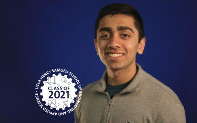 UCLA Engineering Senior on Being a Bruin Entrepreneur