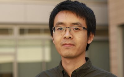 CS Postdoc Receives Chancellor's Research Award