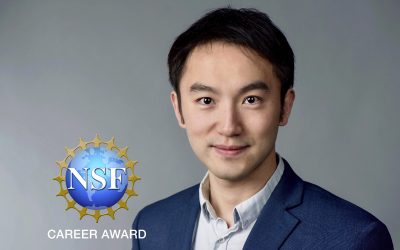 UCLA Engineering Professor Receives NSF CAREER Award to Develop Rapid 3D Printing Processes for Electronic Components