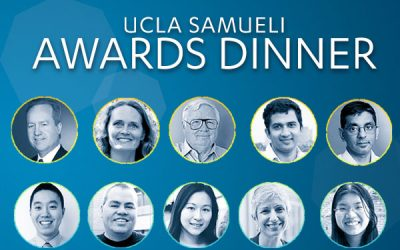 UCLA Samueli celebrates engineering accomplishments at 2019 Awards Dinner