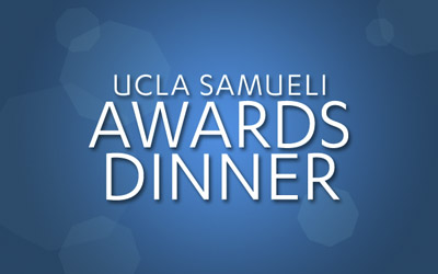 UCLA Samueli Awards Dinner