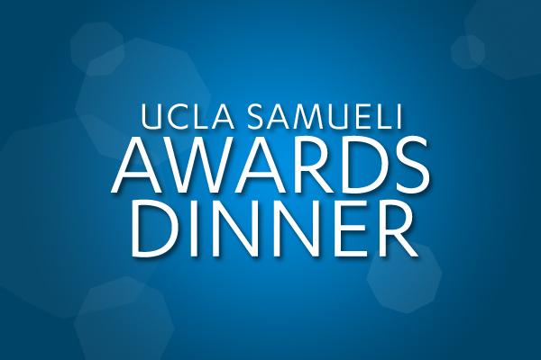UCLA Samueli Awards Dinner