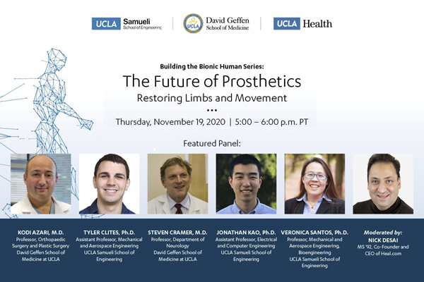 The Future of Prosthetics: Restoring Limbs and Movement