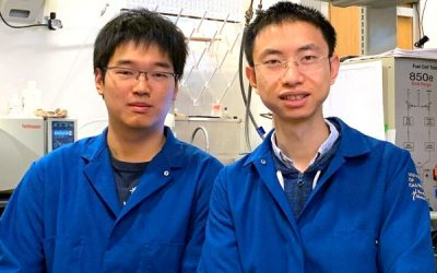 Longer-lasting catalysts to improve fuel cells