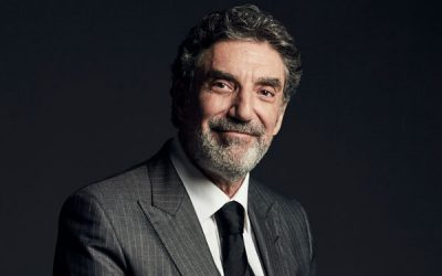 Chuck Lorre named the 2019 UCLA Samueli speaker