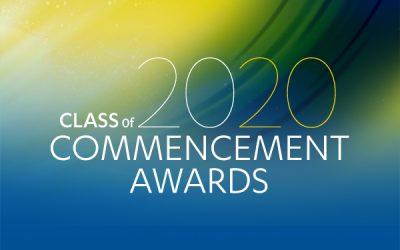 2020 UCLA Samueli Commencement Awards