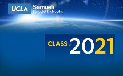 UCLA Samueli Announces 2021 Commencement Awards