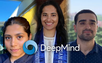 Three UCLA Computer Science Students Named DeepMind Scholars