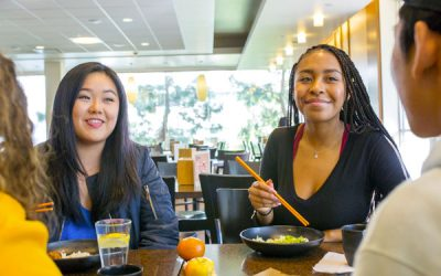 Students reduce carbon footprints after studying food system's environmental impact