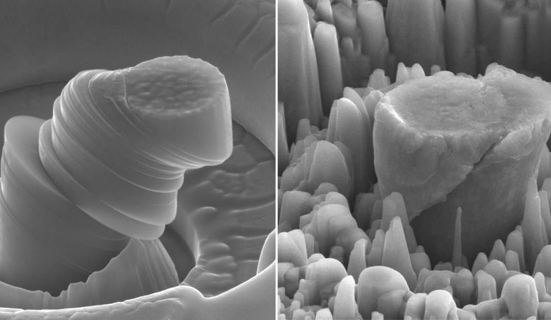 UCLA Researchers Create Super-Strong, Lightweight New Metal