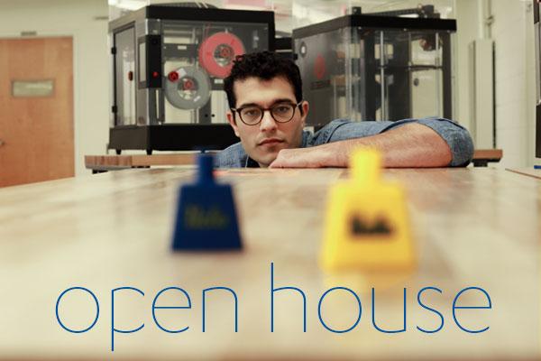 UCLA Samueli Makerspace Open House