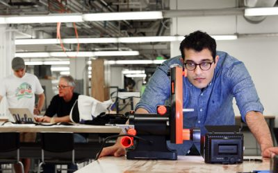 New 9,000-square-foot student makerspace to open in Boelter Hall