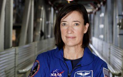 Aerospace Engineering Alumna to Take Second Space Flight