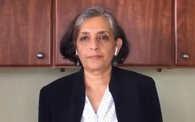 2020-21 Welcome Message from Dean Jayathi Murthy