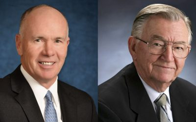 Two new endowed chairs established by gifts from alumni
