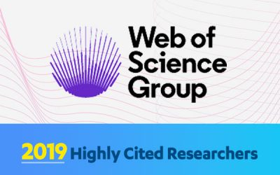2019 Highly Cited Researchers Announced