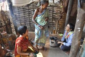 Nithya Ramanathan speaks with clean cooking partners in India.