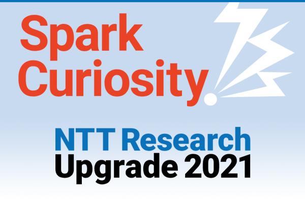 NTT Research | Upgrade 2021