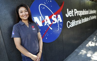 UCLA Engineering Alumna Recounts Journey of Perseverance on Mars and Planet Earth