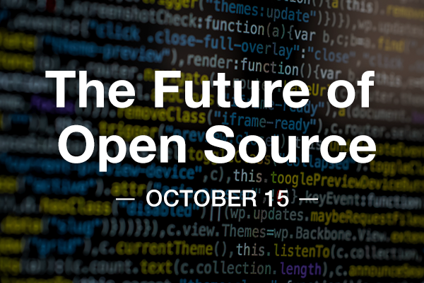 The Future of Open Source