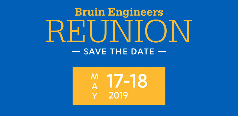 Bruin Engineers Reunion