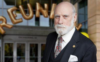 2020 Bruin Engineers Centennial Reunion: A Talk with Internet Pioneer Vint Cerf